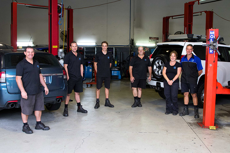 Coomera Car Care Friendly Staff